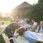 Gäster till bords